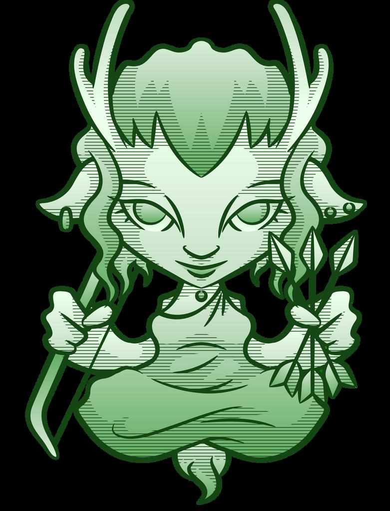 Shibi Artemis by El-Wolfgang