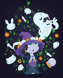 Bruja de la Ouija by El-Wolfgang