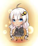 kizuna akari fan art Dragonhound