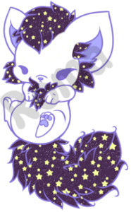 [closed] Galaxy Foxcat Adoptable by Romaji