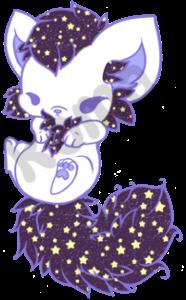 [closed] Galaxy Foxcat Adoptable by Romaji