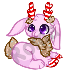 [open] Candy Jackalope Adoptable