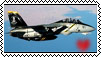 F-14 Stamp by DecepticonBarricade