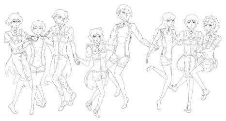 Battle Lovers! by CorrectorAi