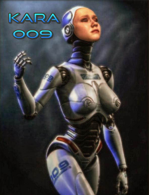 Kara 009 ! by CyberBrian360