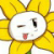 [Undertale] Flowey wink emote by MCMania332
