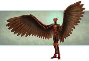 BirdMan by bearmantooth