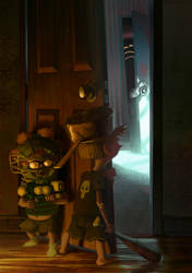 Nightmares by bearmantooth