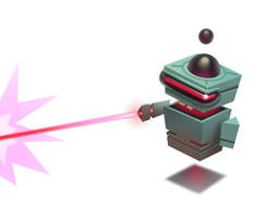 Robots by bearmantooth