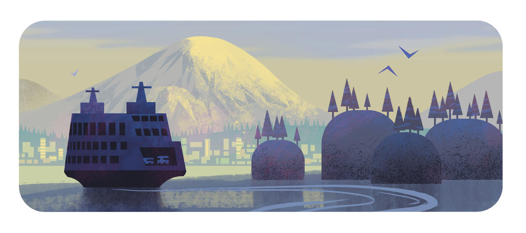 Mt. Rainier by bear65