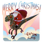 Raptor Claus