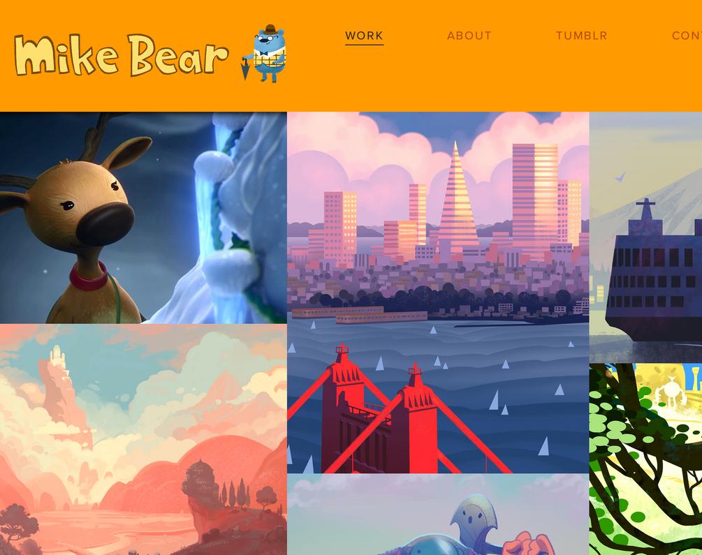 Bearmantooth.com by bear65