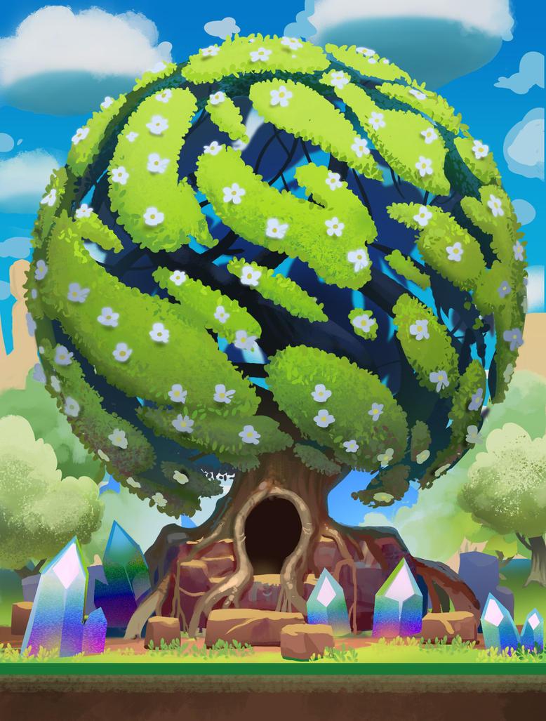 Treehouse by bear65