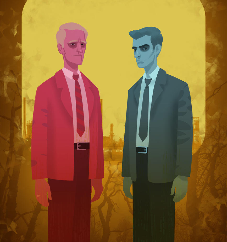 True Detective by bear65