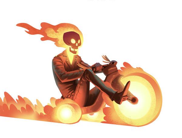 Hell on (big) Wheels by bear65