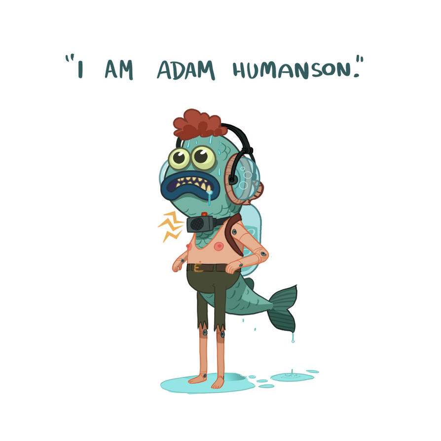 Adam Humanson by bear65