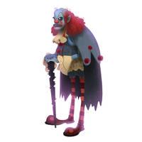 Clown Lord by bearmantooth