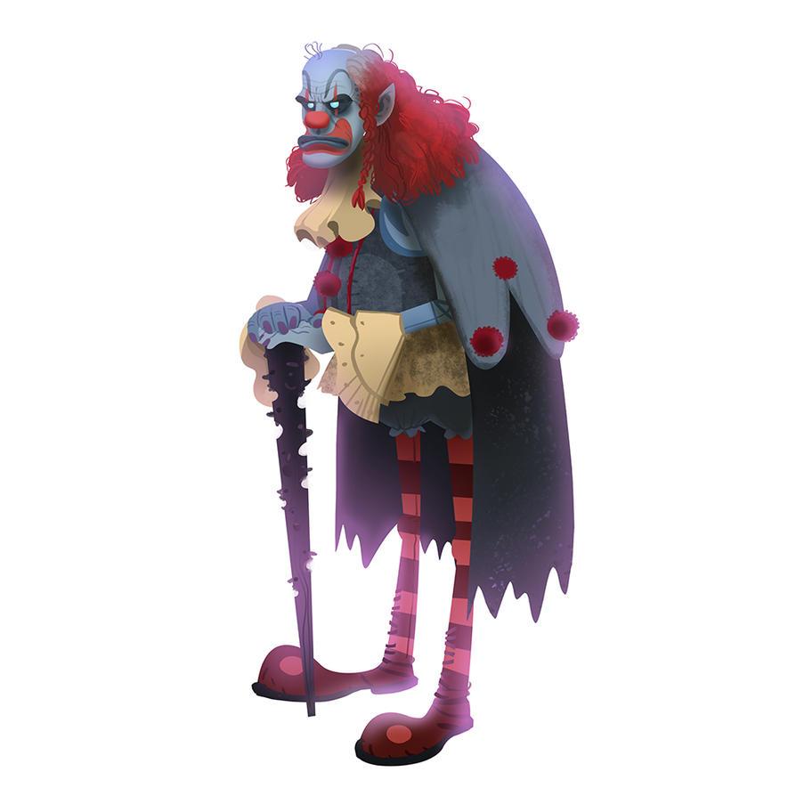 Clown Lord by bear65