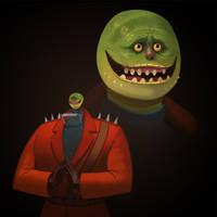 Goomba Tribute by bearmantooth