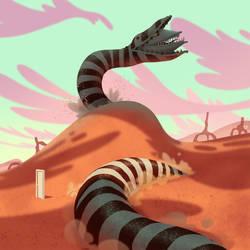 Sandworm by bearmantooth