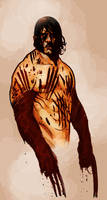 Bloody Wolverine