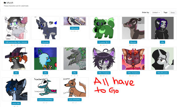 OTA all need to go! OPEN MORE ADDED