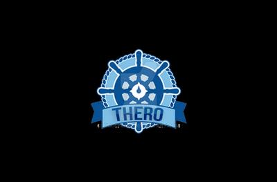 Thero's Custom Avatar/Logo [Transparent] by BriccFlair