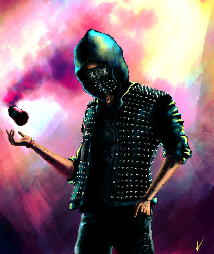 Watch Dogs  Character Profile