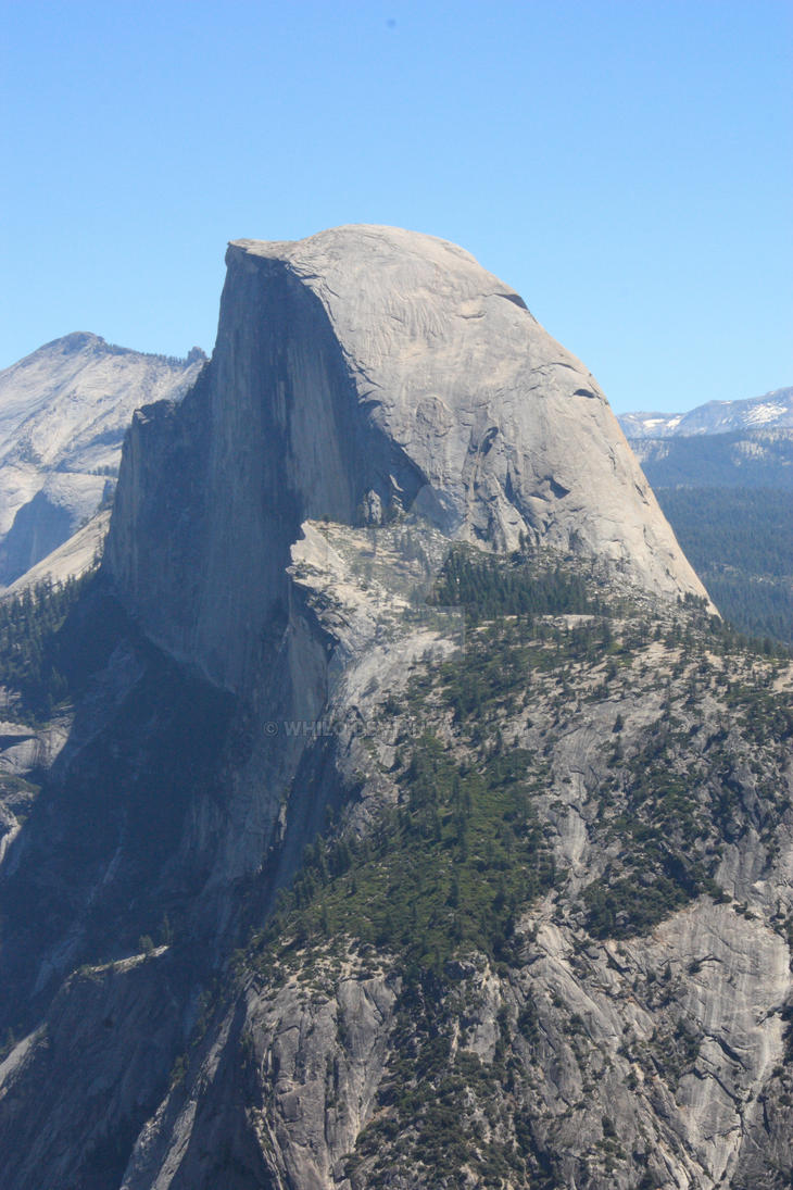 Half Dome by Whilo
