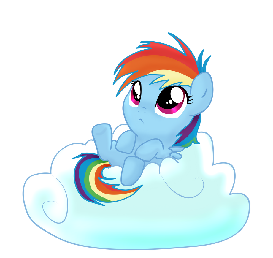 SoarinDash Library - Top Trending Group 10/22/2014 ...  Filly Rainbow Dash And Derpy