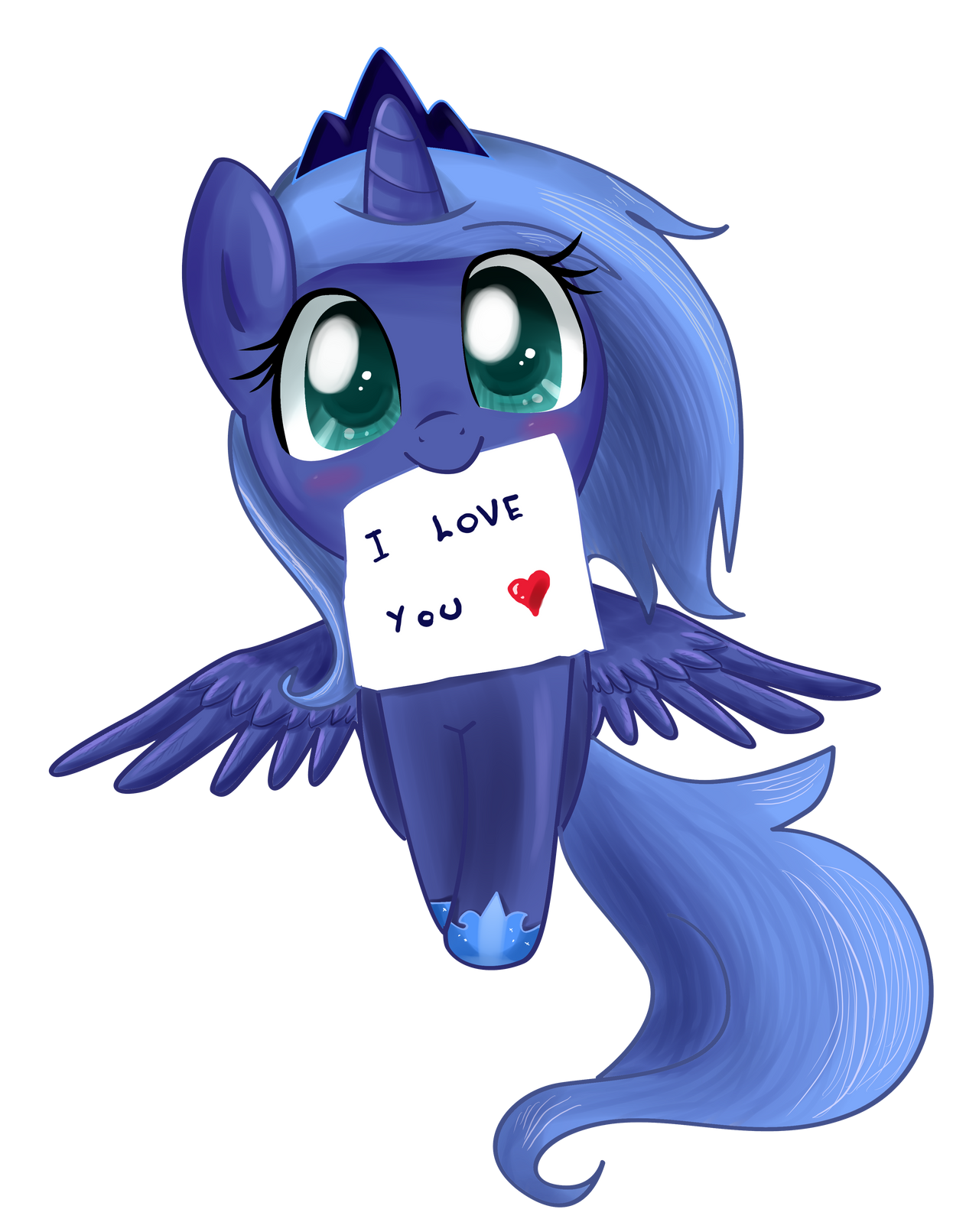I love you by pridark