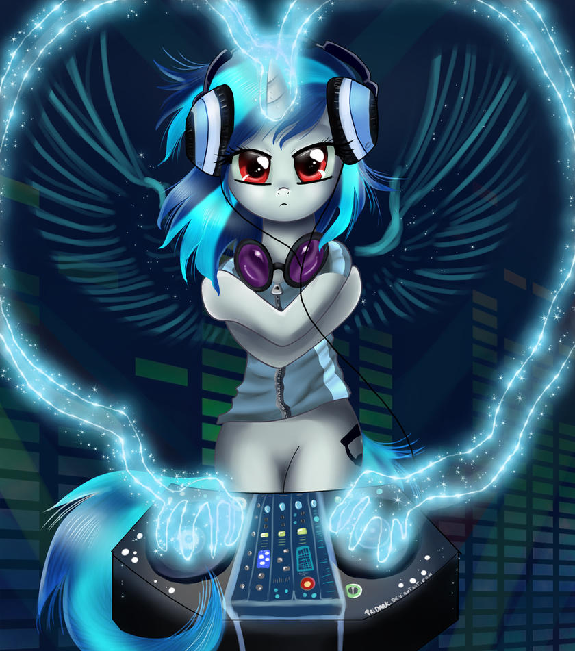 Music Angel by pridark