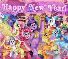Happy New Year! by pridark