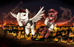 Comm: Not burning all Ponyville