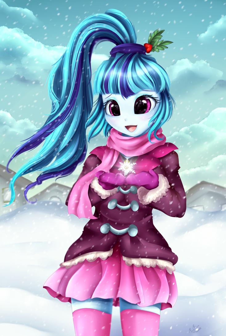 Special Snowflake by pridark
