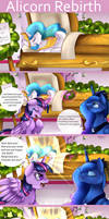 Comic: Alicorn Rebirth