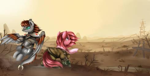 Comm: Wasteland by pridark