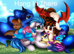 Comm: Hang in there