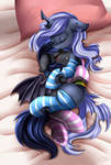Comm: Cuddles