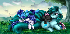 Comm: Comfy Tails