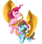 Comm: Pinkie and Beauty Brass