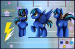 Ref Sheet:  Lightning Flash