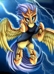 Comm: Lightning Warrior