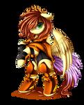 Comm: Autumn Armor