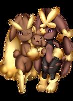 Comm: Combat bunnies by pridark