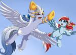 Comm: Flying Together