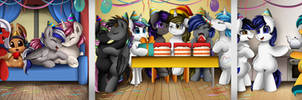 <b>Comm: Birthday Party</b><br><i>pridark</i>