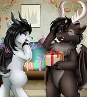 <b>Comm: Birthday Gift</b><br><i>pridark</i>