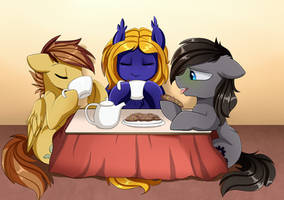 <b>Comm: Tea Party</b><br><i>pridark</i>