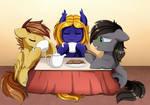 Comm: Tea Party